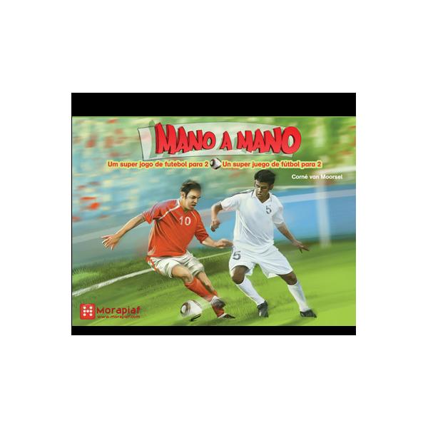 Mano a Mano En Mano a Mano podrás sentirte todo un entrenador de futbol.  Ponte a dirigir a tu equipo en este aparentemente sencillo juego. 678c661372189