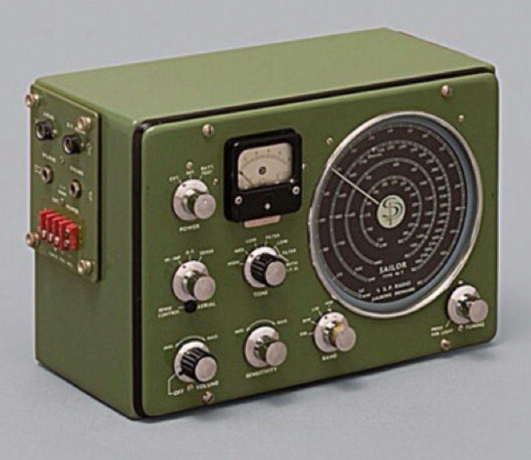 Altes Radio Neue Technik
