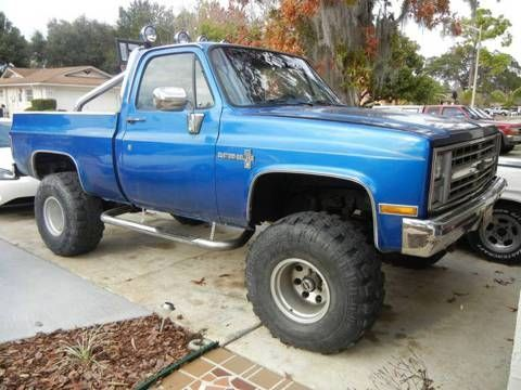 chevy 4x4 pics reduced lifted 1982 chevy k10 4x4 truck for 5 000 obo for sale in my. Black Bedroom Furniture Sets. Home Design Ideas
