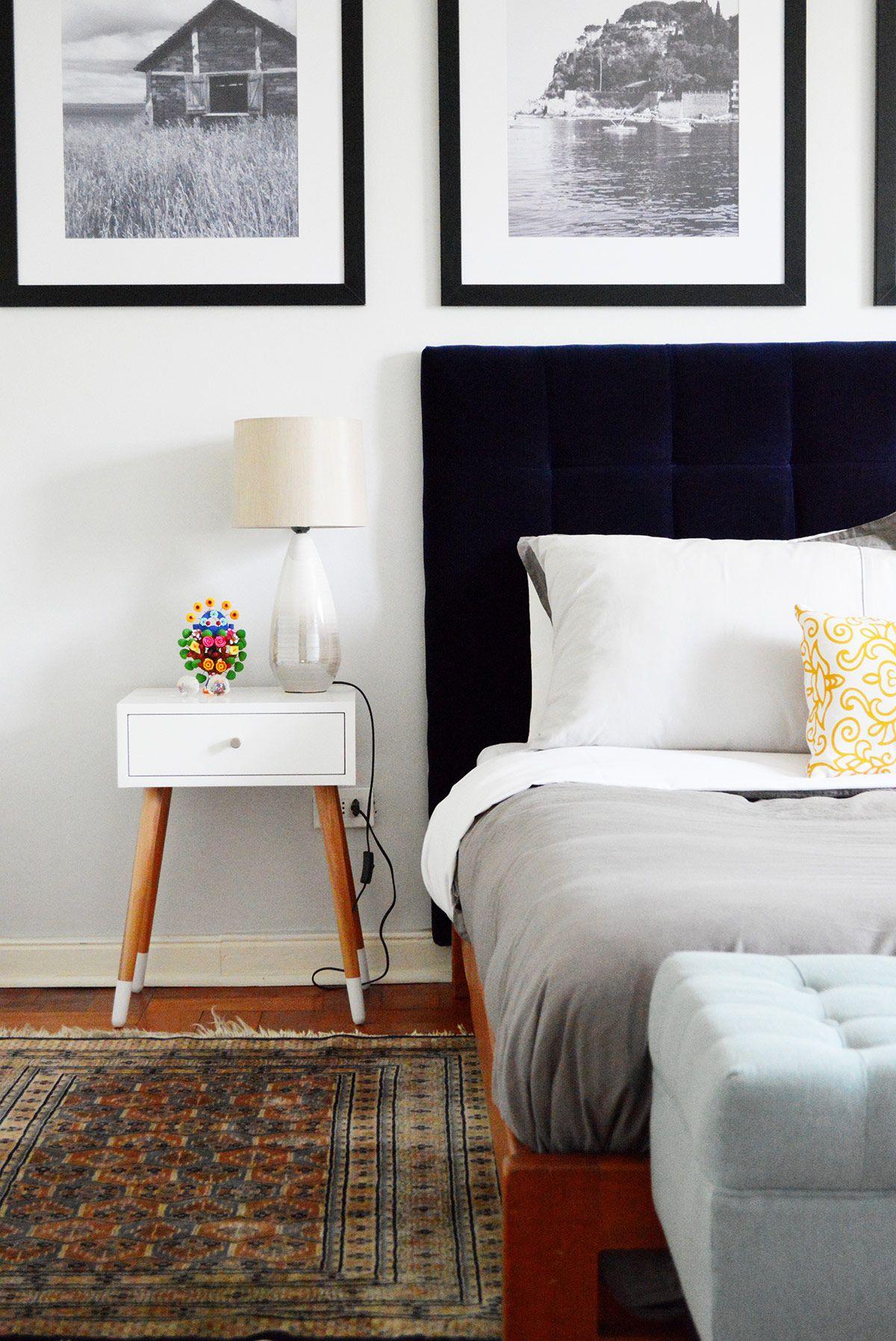 Decoraci³n dormitorio y closet estilo modern chic