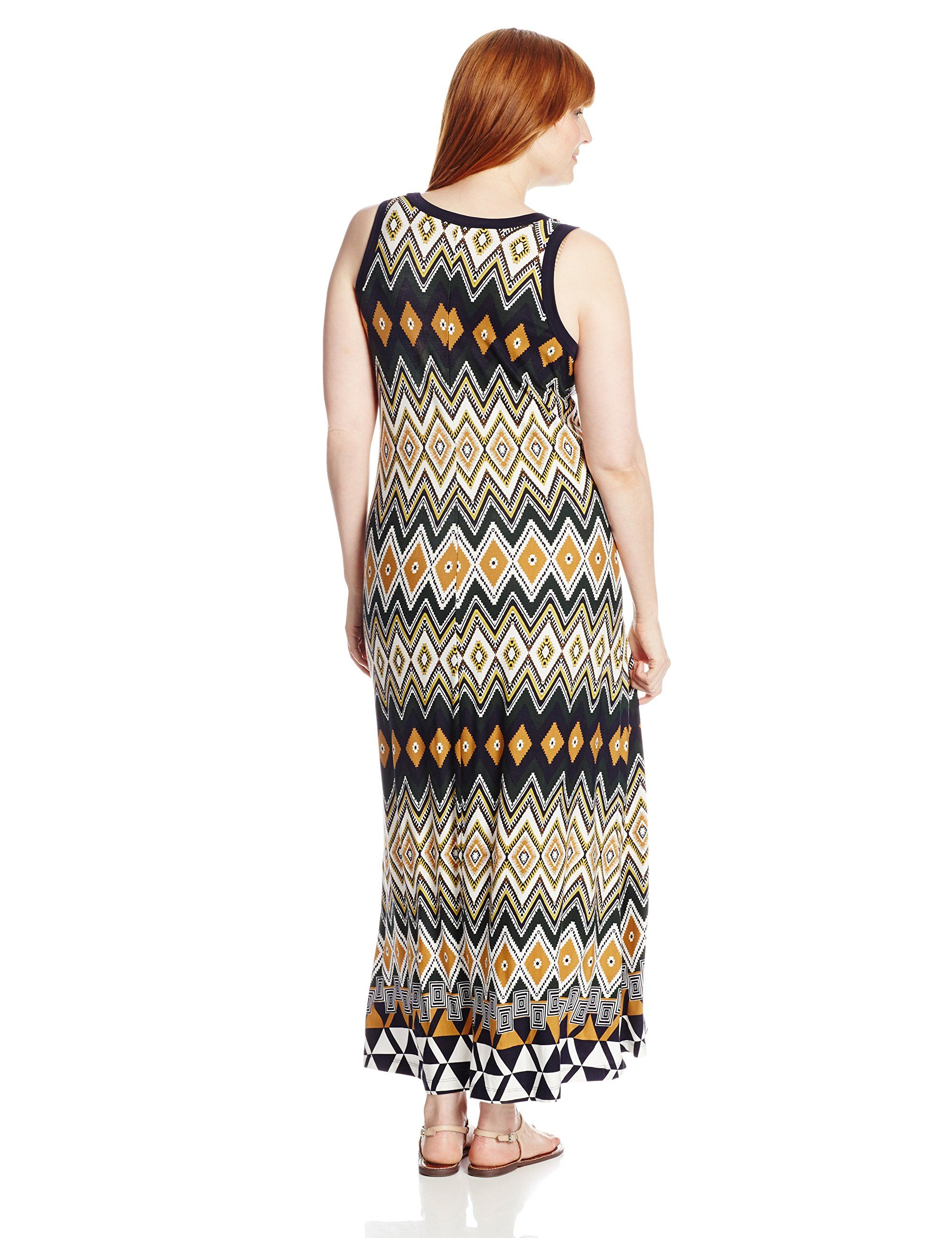 Karen Kane Women S Plus Size Fashion Egyptian Diamond Maxi Dress Available At Amazon Karen Kane Plus Plus Size Fashion Plus Size Fashion Plus Size Outfits [ 2560 x 1969 Pixel ]