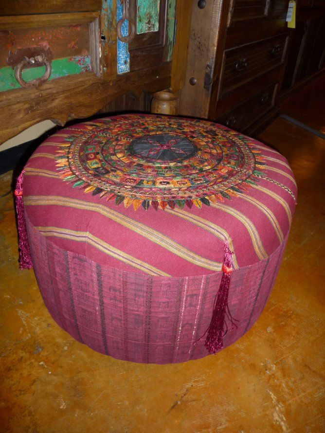 Guatemala Ottoman by therusticgallery.com Add some worldly flair to ...