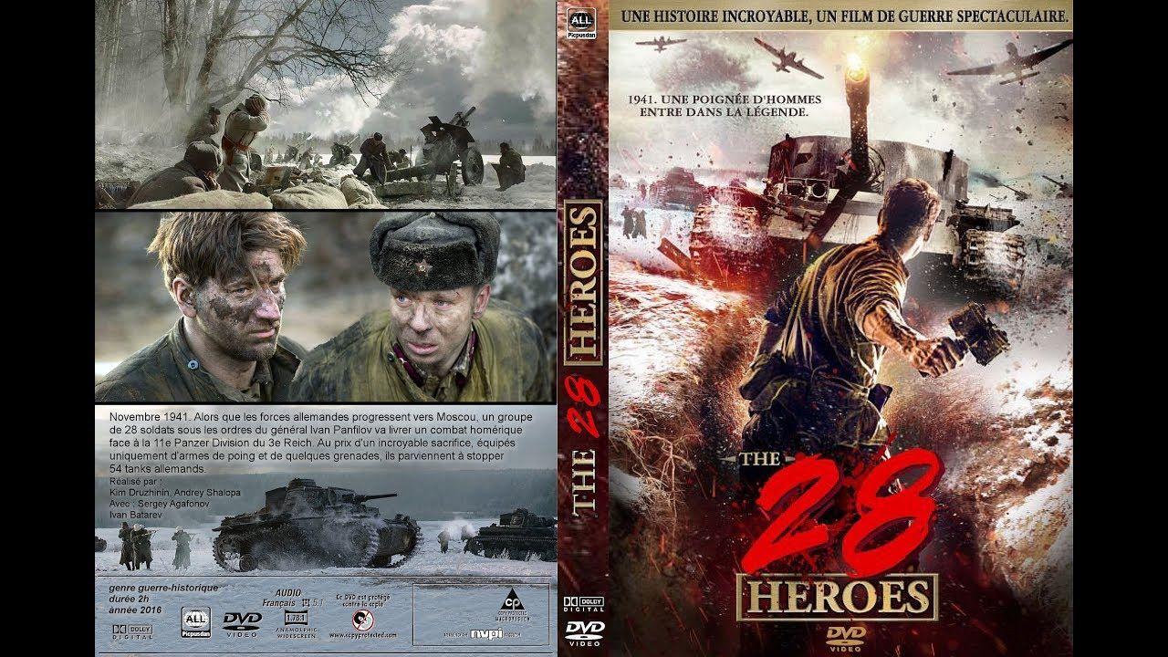 The 28 Heroes 2018 Regarder Le Film Complet En Francais Game Artwork Hero Movie Posters