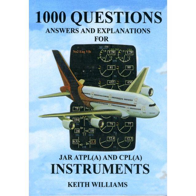 1000 Instrument Q&A for JAR ATPL & CPL in 2020 | Flight ...