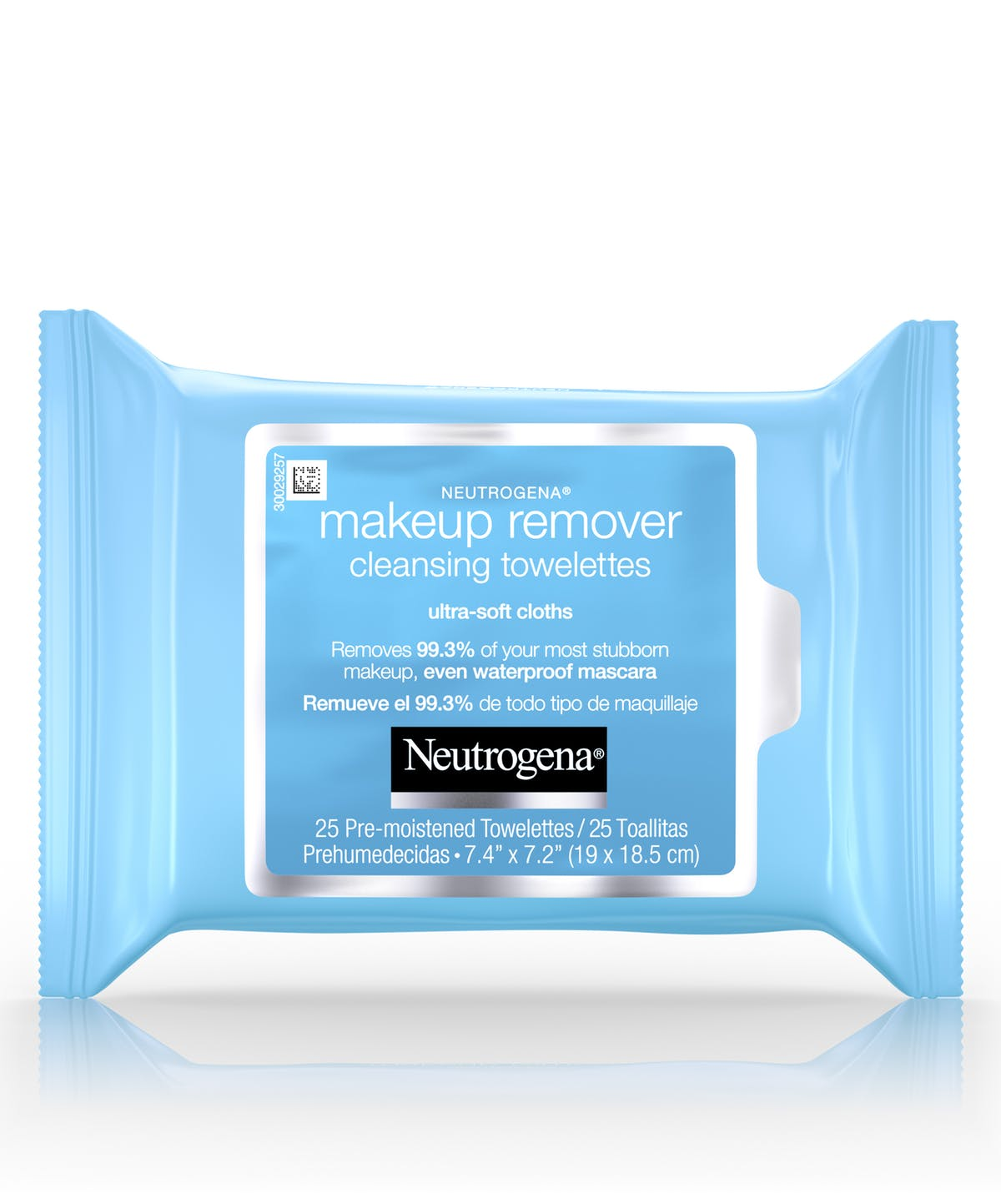 Makeup Remover Facial Cleansing Towelettes Neutrogena