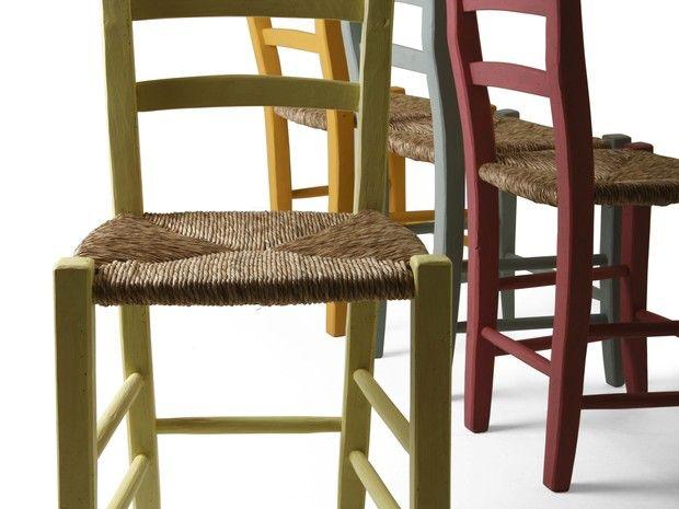 Sedie in legno colorate amazing sedie in legno colorato for Sedie legno colorate