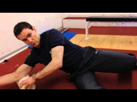 foam roller exercises  mark's shoulder protocol for the