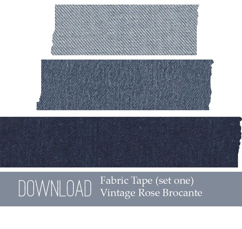 Denim Digital Masking Tape Download Decoraciones Para Trabajos Hojas Decoradas Para Imprimir Libreta De Apuntes