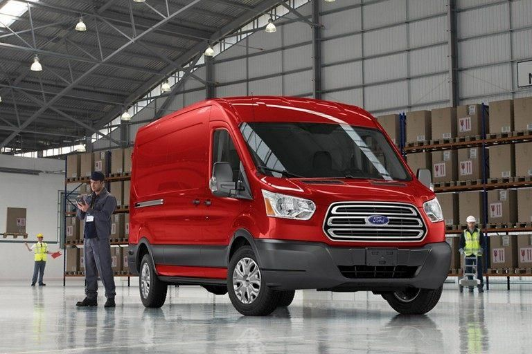 Ford Transit Std Mid Roof Glen Ridge Sub Zero Refrigerated Van Upfitting Frozen Ford Transit Van Ford