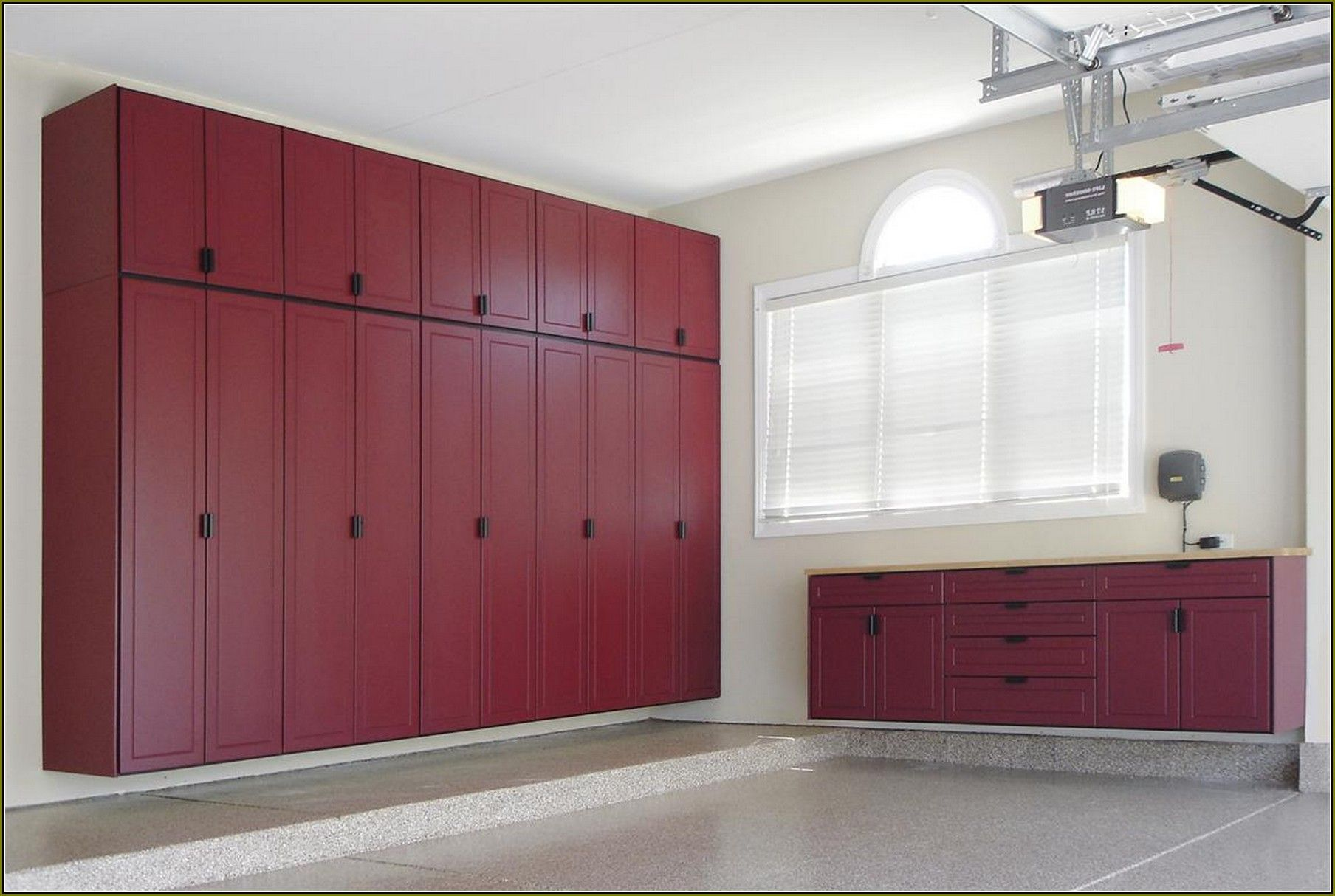 Garage Cabinets Plans Plywood Garage Cabinets Diy Garage