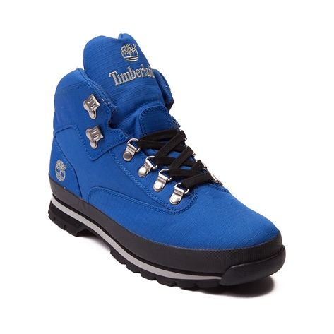 Shop for Mens Timberland Euro Rip Boot in Royal at Journeys Shoes.