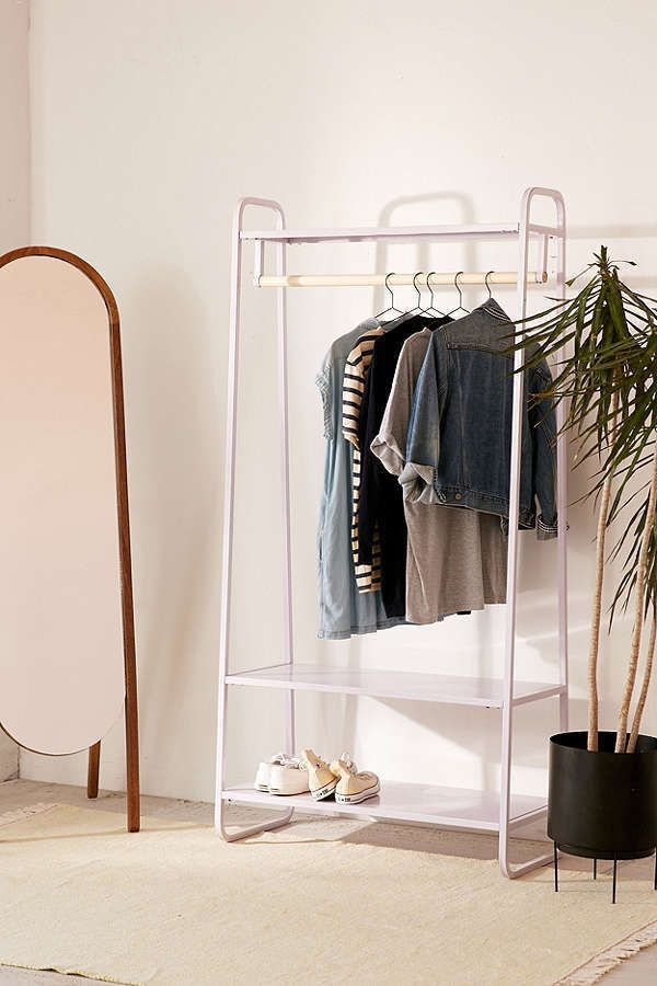 Cameron Clothing Rack | Home Love | Pinterest | Studio Apartment, Tiny  Houses And Apartments