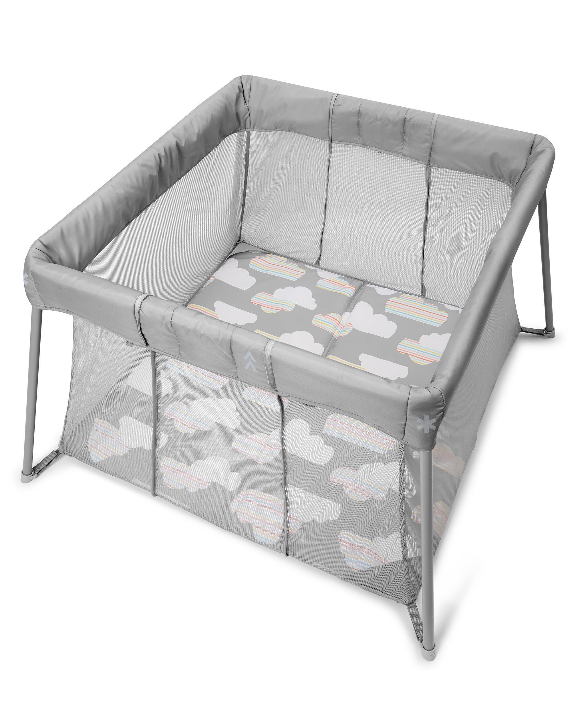 Play To Night™ Expanding Travel Crib Travel crib, Crib