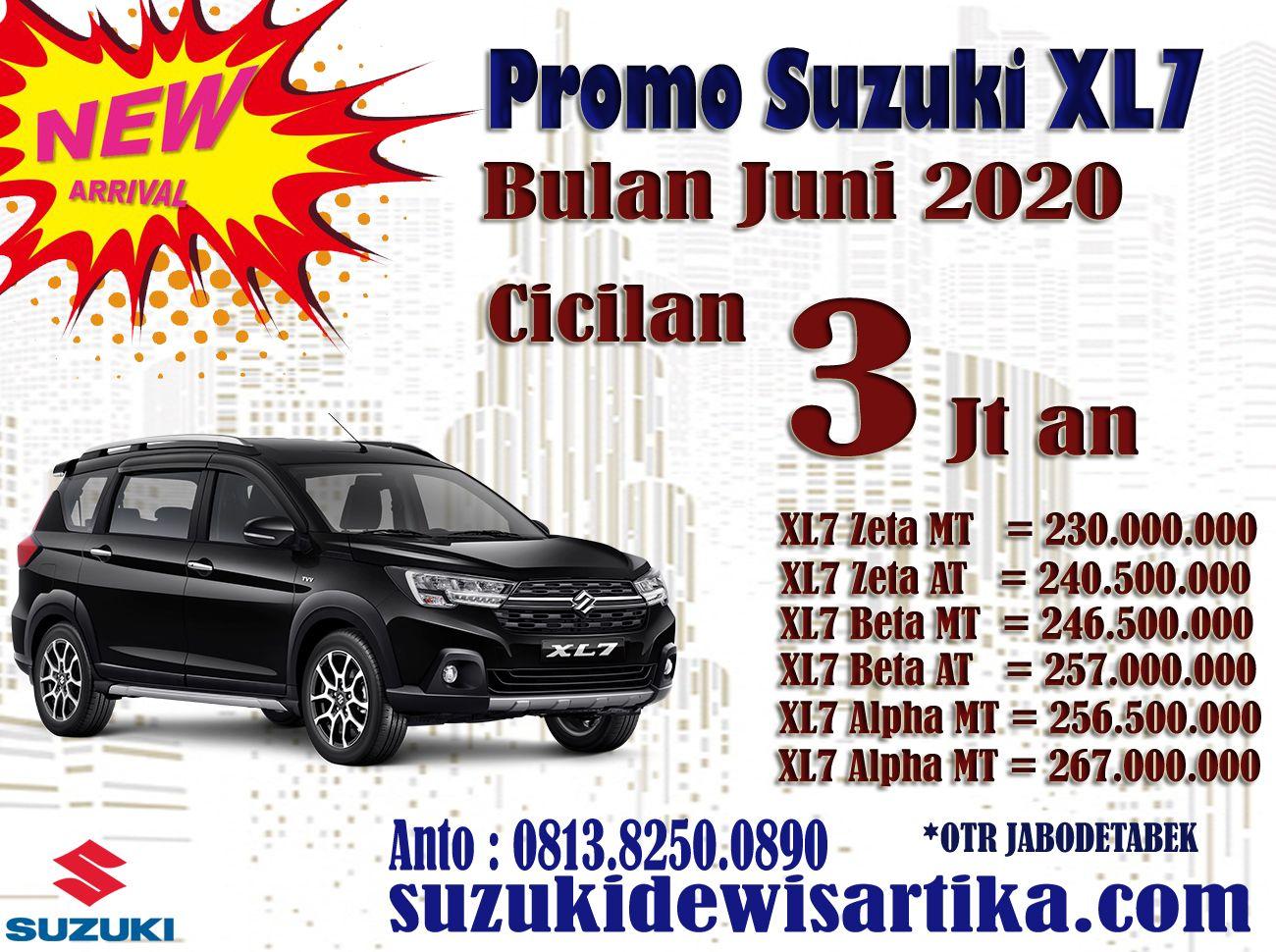 Promo Suzuki Xl7 Bulan Juni 2020