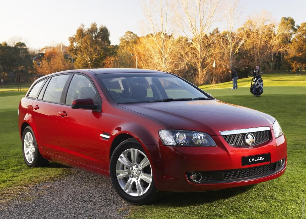 2008 holden ve commodore sportwagon cars the general of course 2008 holden ve commodore sportwagon vanachro Images