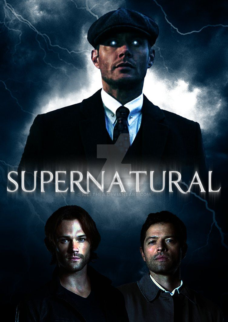 Supernatural Season 14 Fan Poster by iclethea | SPN ...