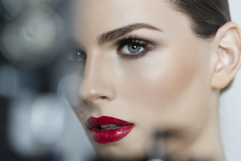 Andreja Pejic For Make Up Forever by Reka Nyari... beauty