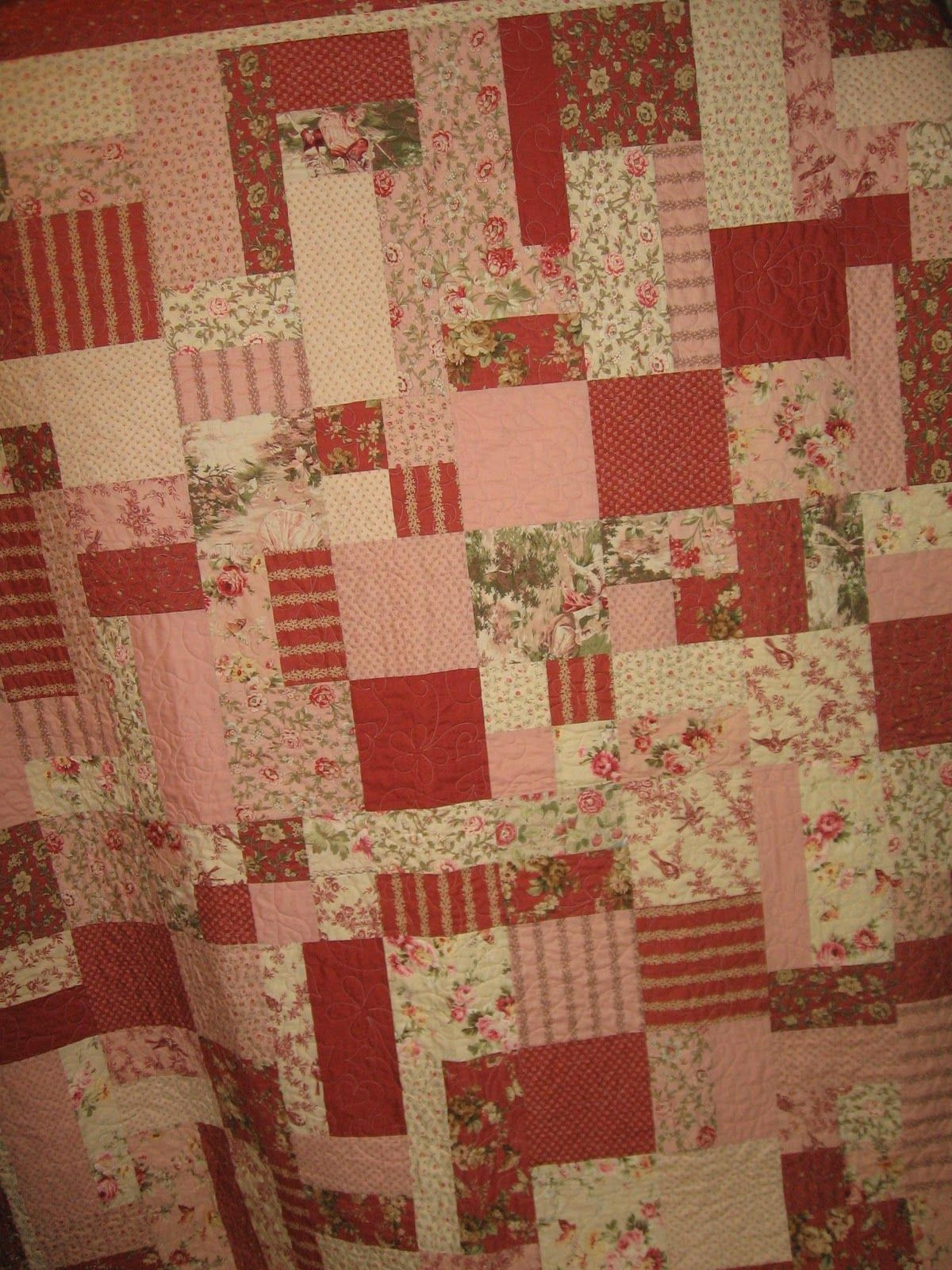 Romantic Country Quilts Romantic Country Quilts Quilts
