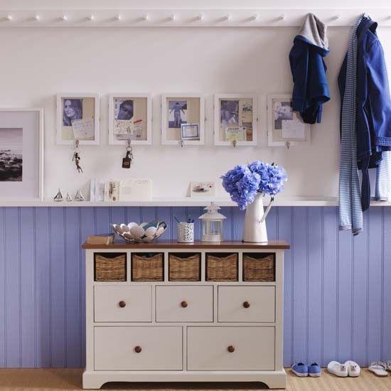 55 Cool Hallway Decor Ideas: Traditional Hallway Ideas