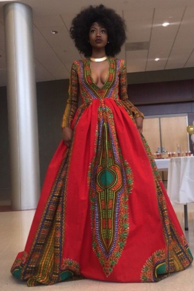 Kyemah McEntyre\'s Homemade Prom Dress Beats The Bullies | Marie ...