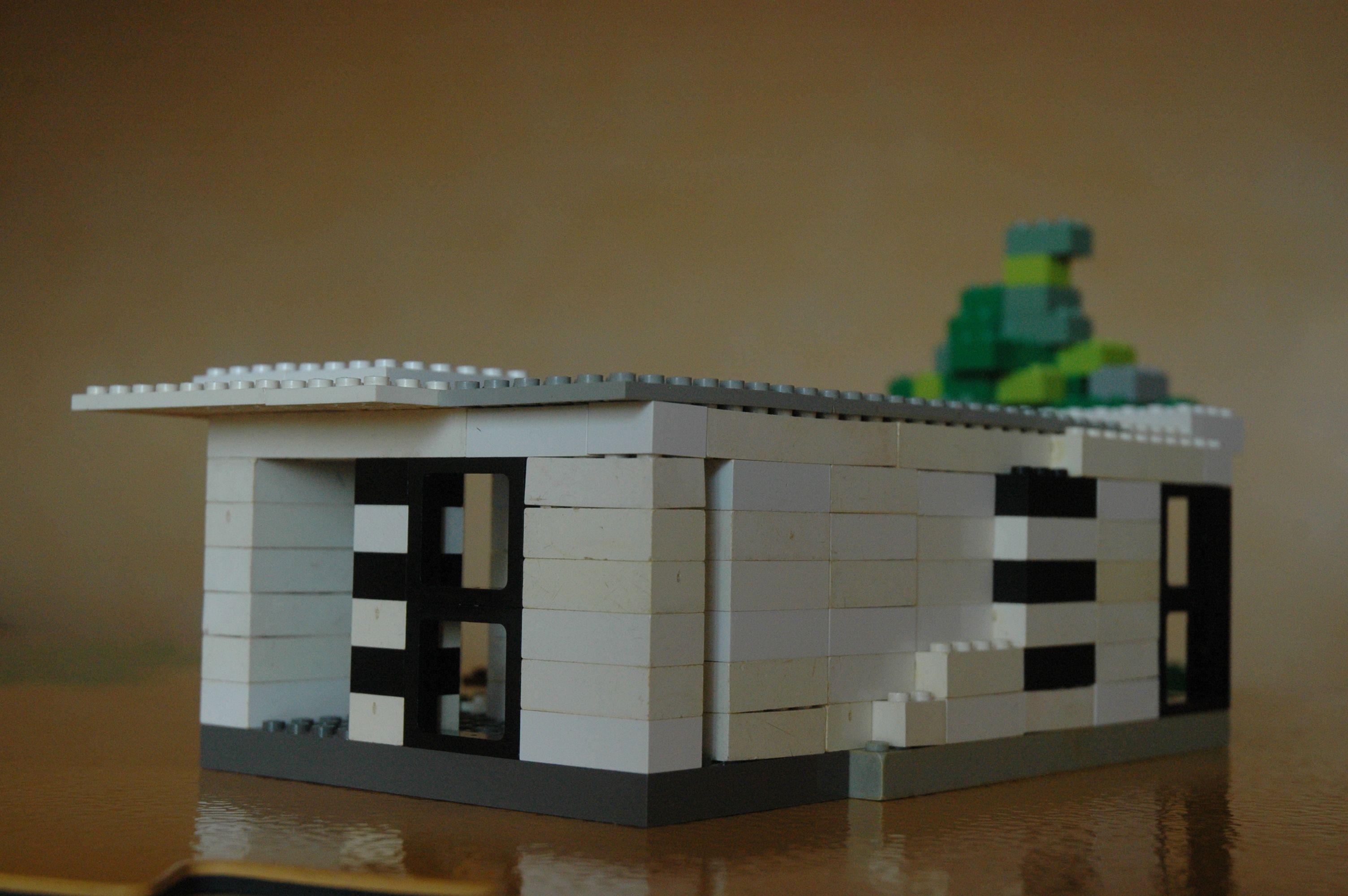 LA CASA MODERNA | LEGO | Pinterest | Legos