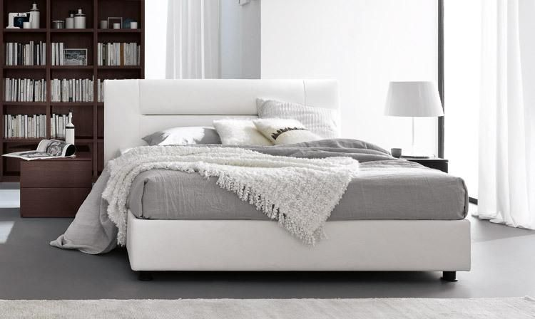Stunning Letto Contenitore Bianco Contemporary - Skilifts.us ...