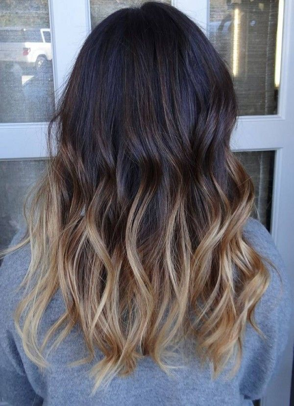 Hairstyles For Ombre Hair Tumblr Colored Hair Tips Hair Styles