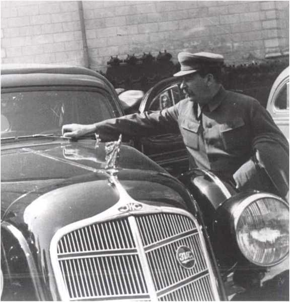 1000 Images About Soviet Russian Luxury Cars Zil Zis: Stalin Inspects ZIS Production Factory Named After Stalin