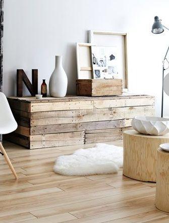 wei e vase wohnen pinterest mehrere holz und wei e. Black Bedroom Furniture Sets. Home Design Ideas