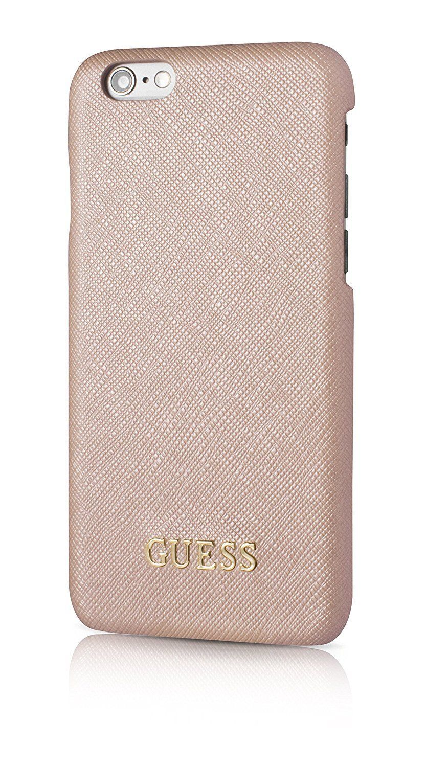 premium selection 3c8bb 0bb05 Guess Saffiano Collection Cover, Guess Stuff & Style for iPhone 6 (S ...