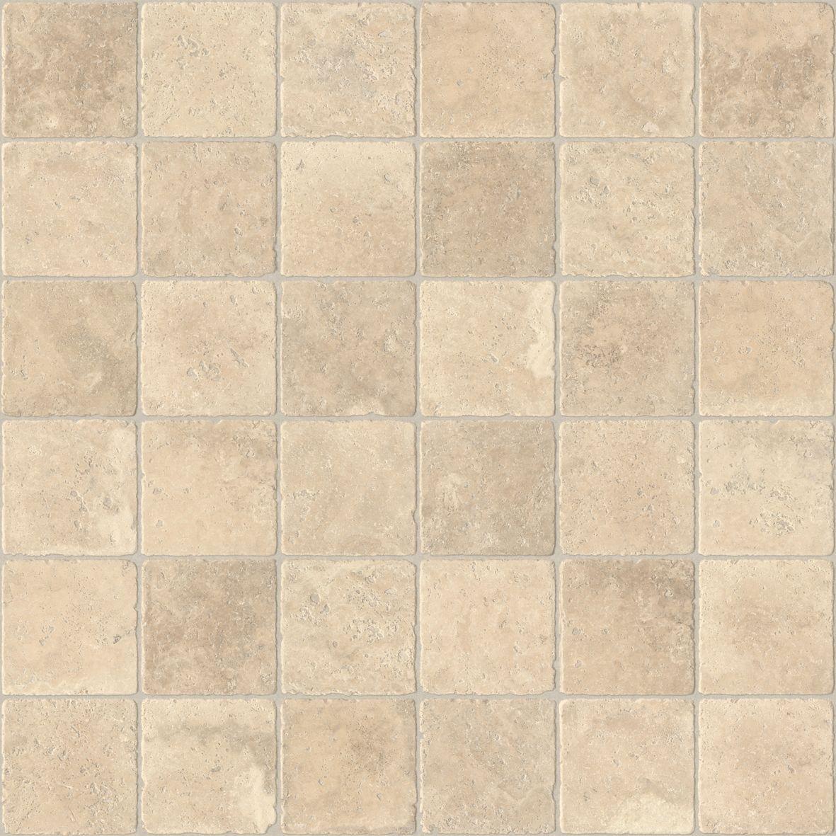 valiha beige tile effect vinyl 6 m beige