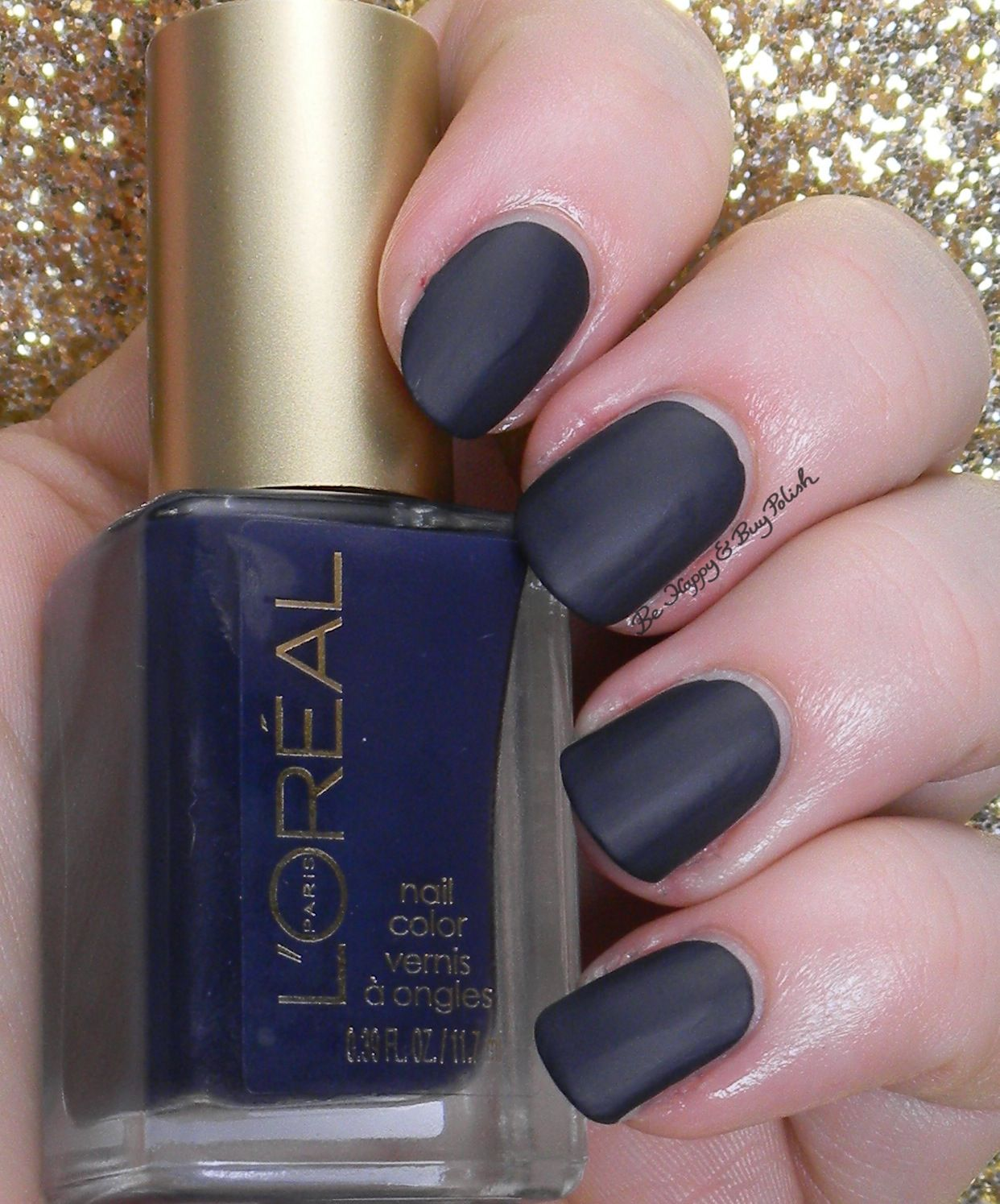 L\'Oreal Grey Corset | Be Happy And Buy Polish http ...