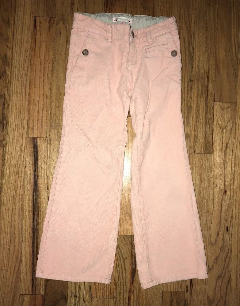 NWT Gymboree Girls Adjustable Waist Cotton Blend Pant Pants NEW