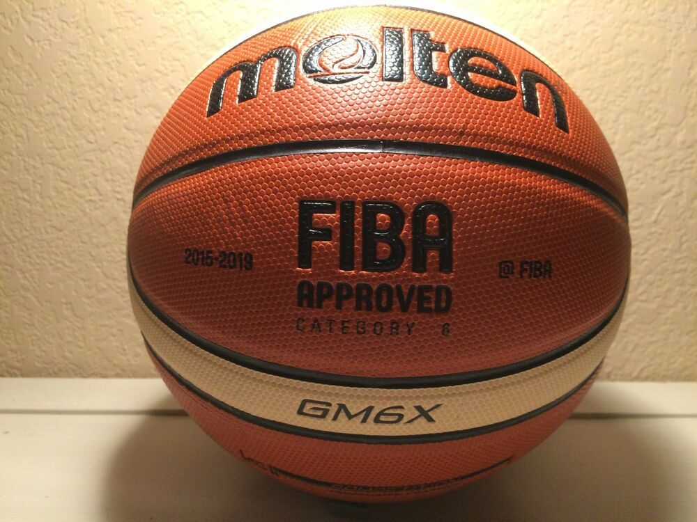 Advertisement Ebay Molten Gm6x Basketball Bgm6x Composite Leather Fiba Approved Women Size 6 28 5 Basketball Basketball Backboard Mini Basketballs