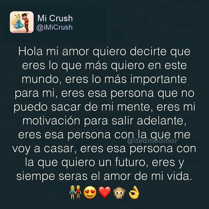 Te Amo Tanto Mi Amor Mucho Muchote Un Montonote Mi Amor 3