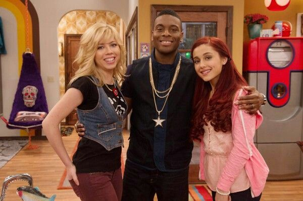 Jennette McCurdy Kel Mitchell  Ariana Grande