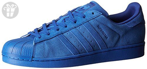 adidas Originals Men's Superstar RT Shoe,Equipment Blue/Equipment Blue/Equipment Blue,12 M US (*Amazon Partner-Link)