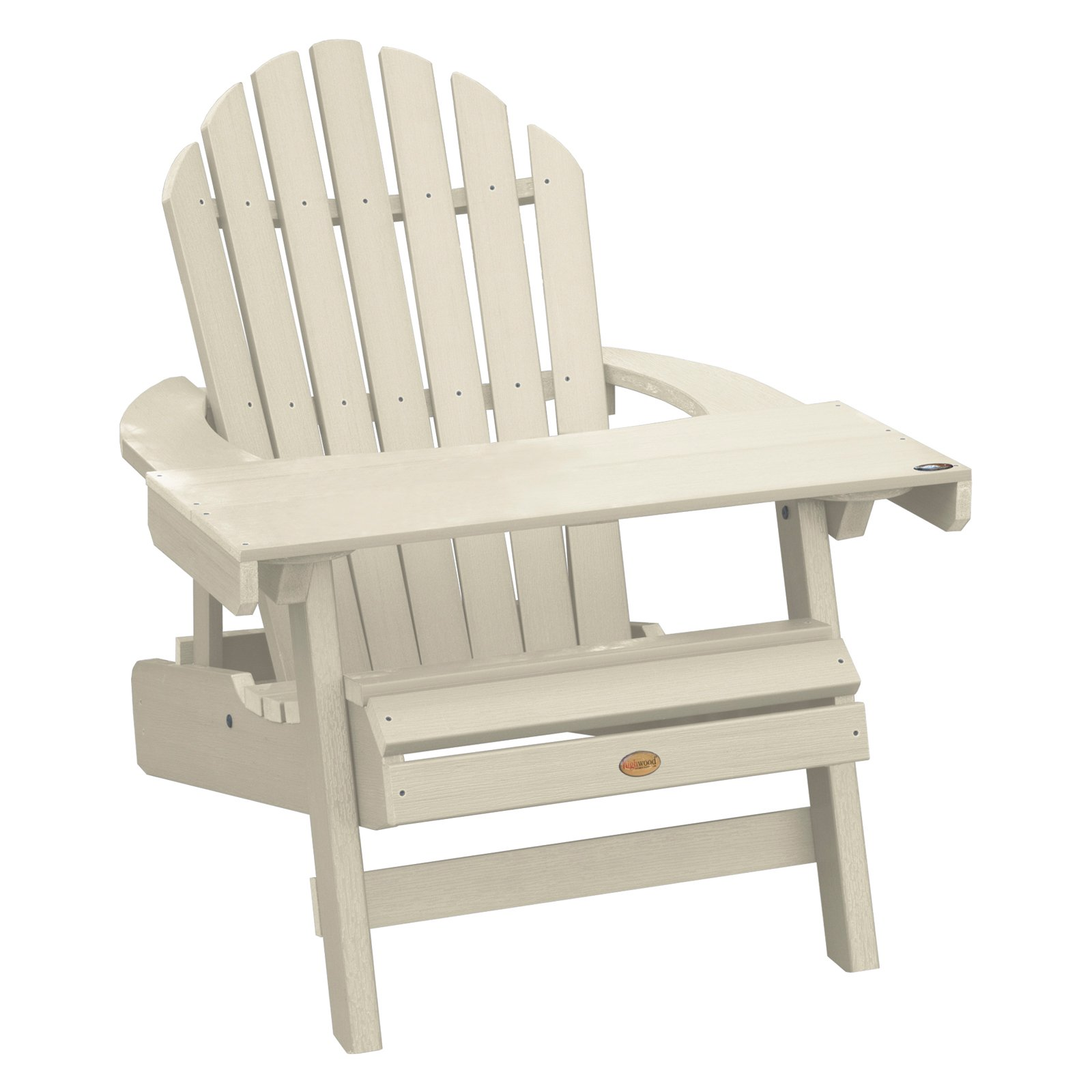 Outdoor Highwood Usa Hamilton Folding And Reclining Adirondack Chair