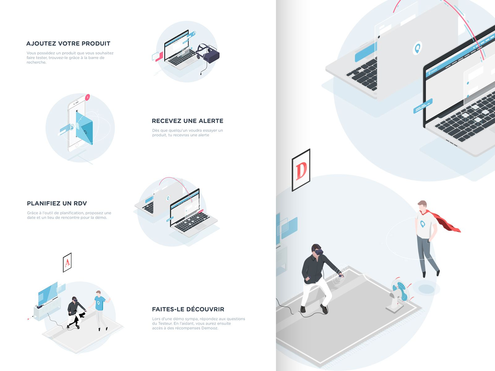 Consultez ce projet Behance \u201cIllustrations and