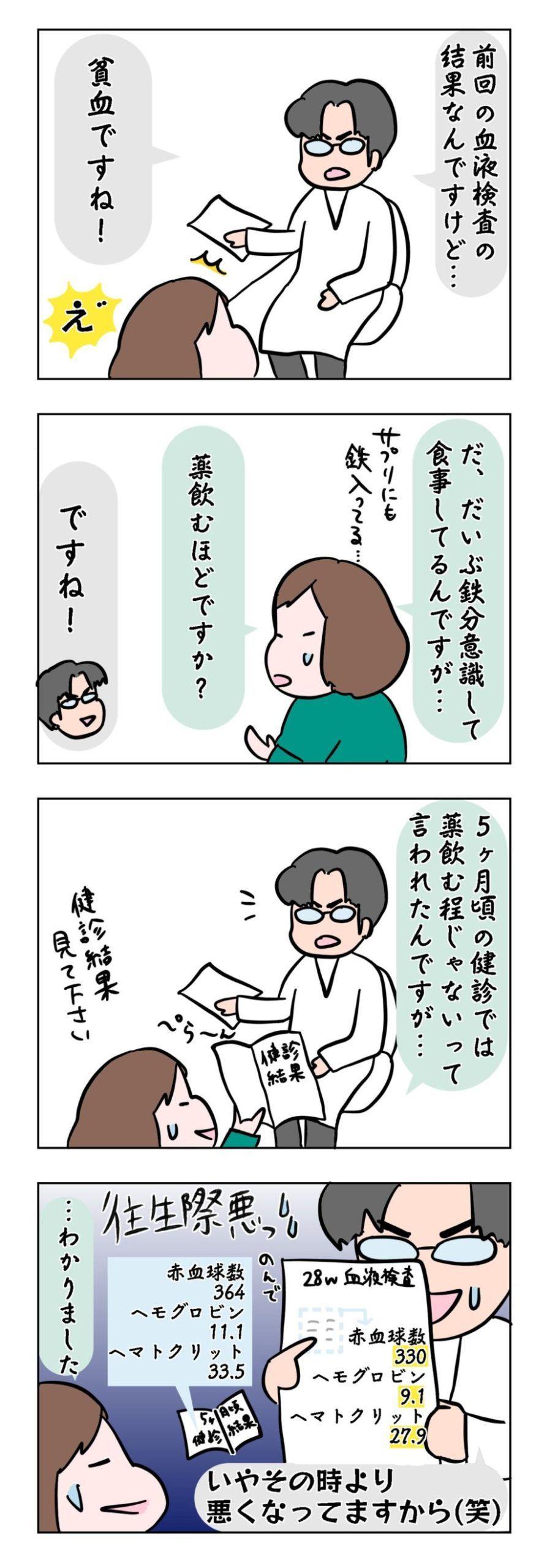 検診 血液 検査 妊婦