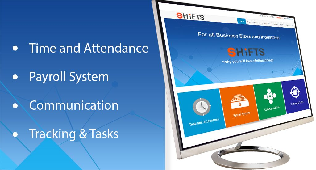 Shifts Free Employee Time and Attendance Software