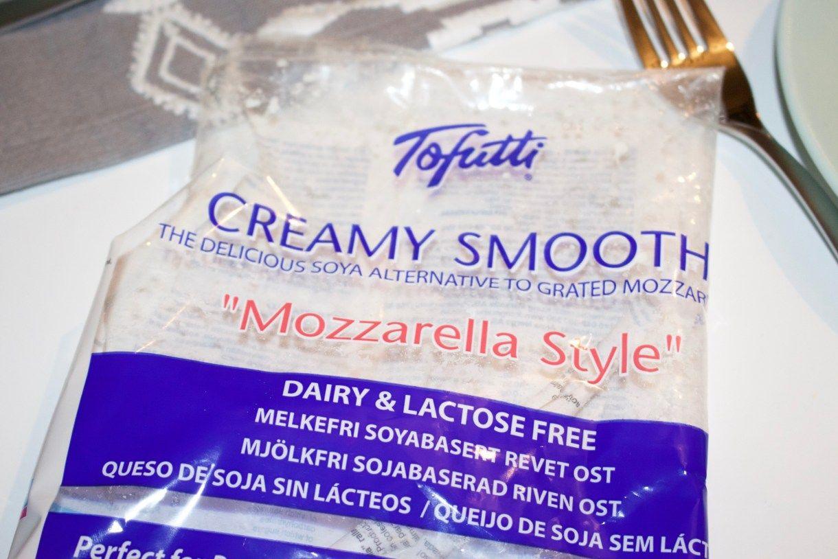 mjölkfri riven ost