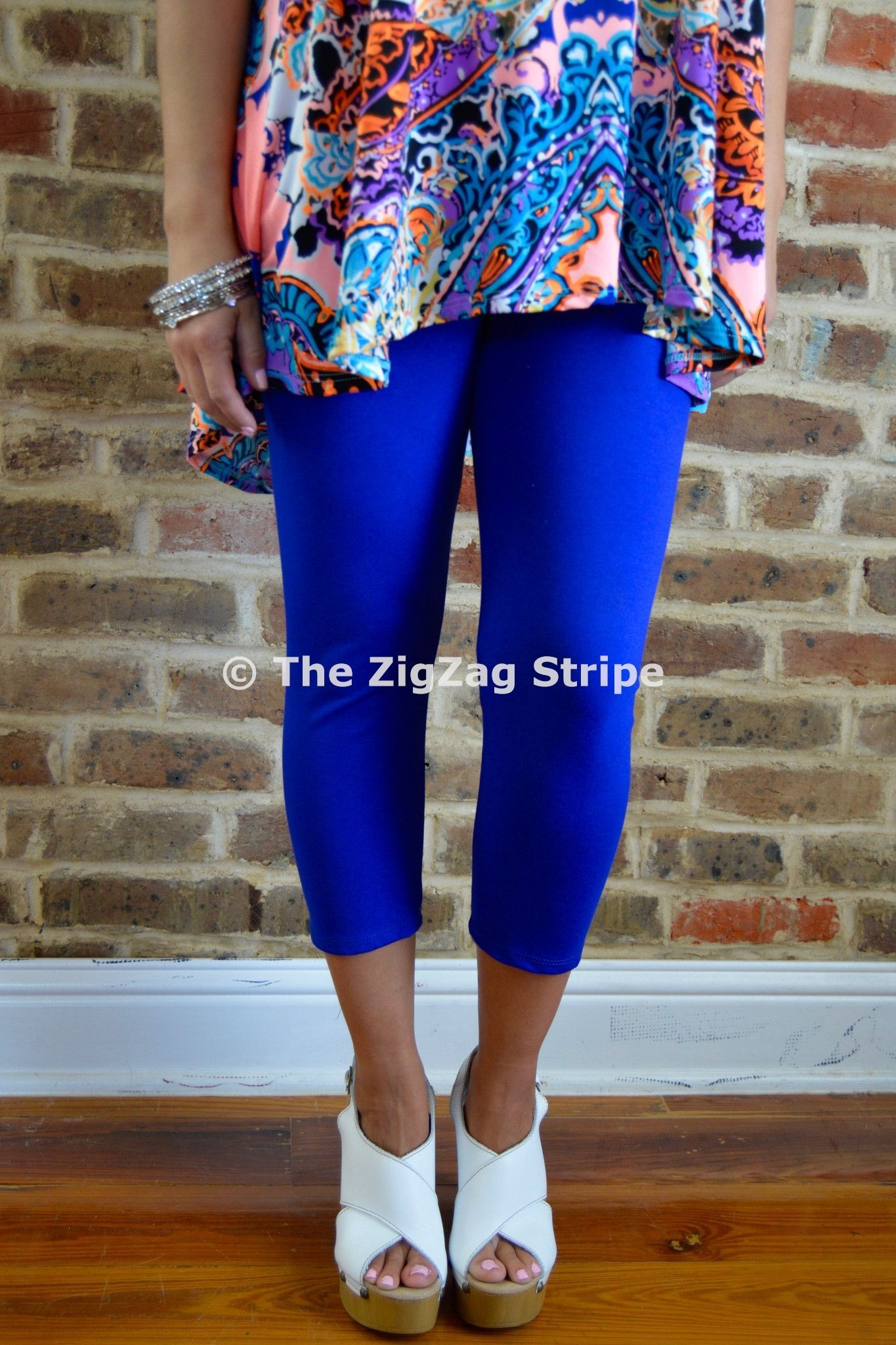 Royal Capri Skinnies – The ZigZag Stripe. Use coupon code ZZS72 to save 10%, and shipping is FREE! http://www.zigzagstripe.com?afmc=ZZS72
