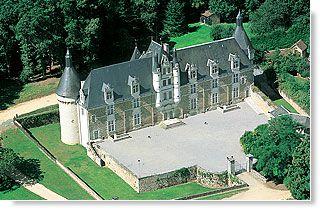 Chateau d'Ars. Centre