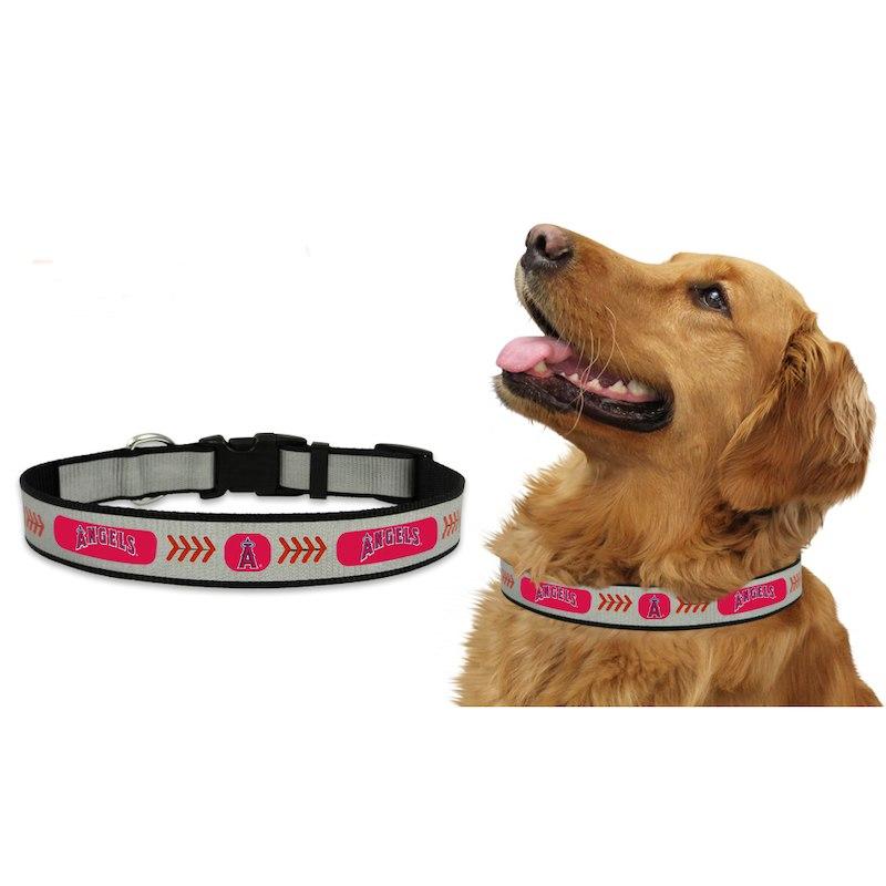 Los Angeles Angels Reflective Dog Collar Reflective Dog Collars