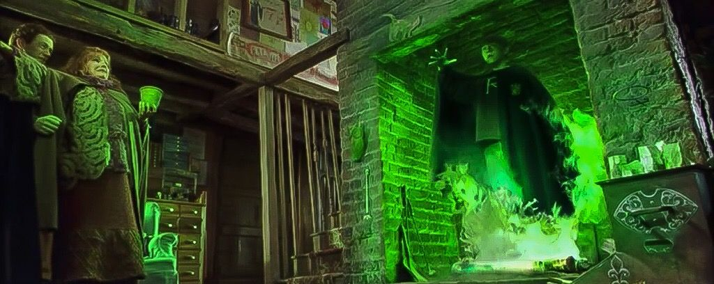 Harry Potter And The Chamber Of Secrets Ron Travels By Floo Powder Harry Potter Ride Harry Potter Universal Harry Potter
