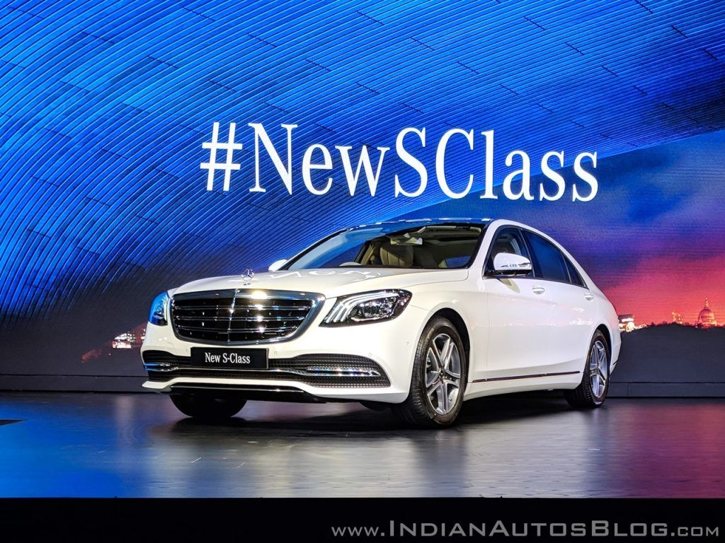 2018 Mercedes S Class Launched In India Price Starts From Inr