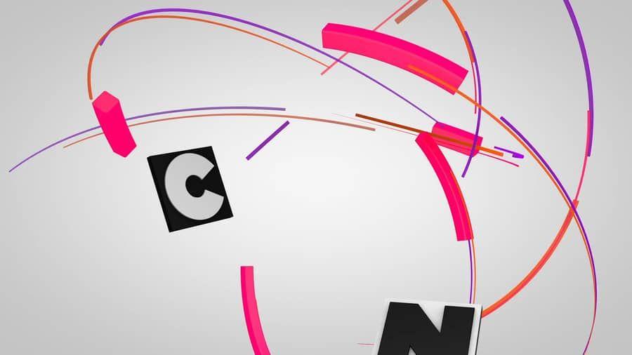 Cartoon Network Logo Animation On Vimeo Motion Graphic Pinterest
