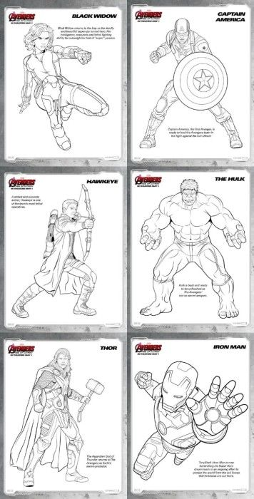 Avengers Printables, plus 5 Reasons to See Captain America