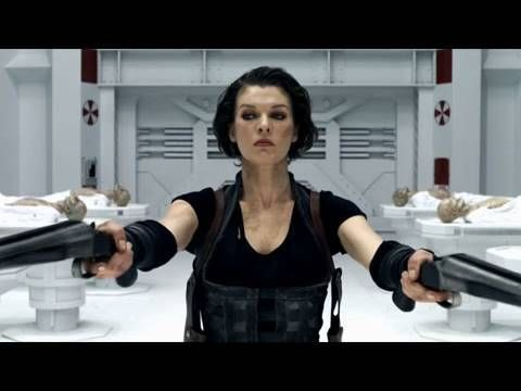 Resident Evil Afterlife Trailer Hd Resident Evil Resident